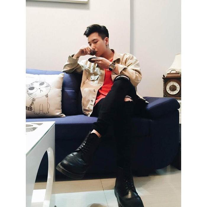 Đọ vẻ điển trai của top 3 mỹ nam Việt đang gây sốt cộng đồng mạng ảnh 5