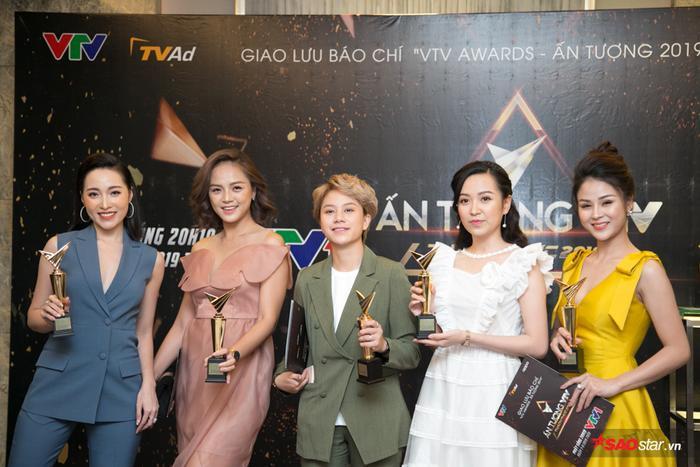 Lộ diện top 5 đề cử các hạng mục cuối cùng tại VTV Awards 2019 ảnh 2