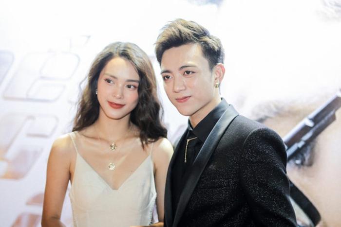 """Quỳnh Lương là nữ chính trong MV """"Nếu ngày ấy"""" của Soobin Hoàng Sơn."""