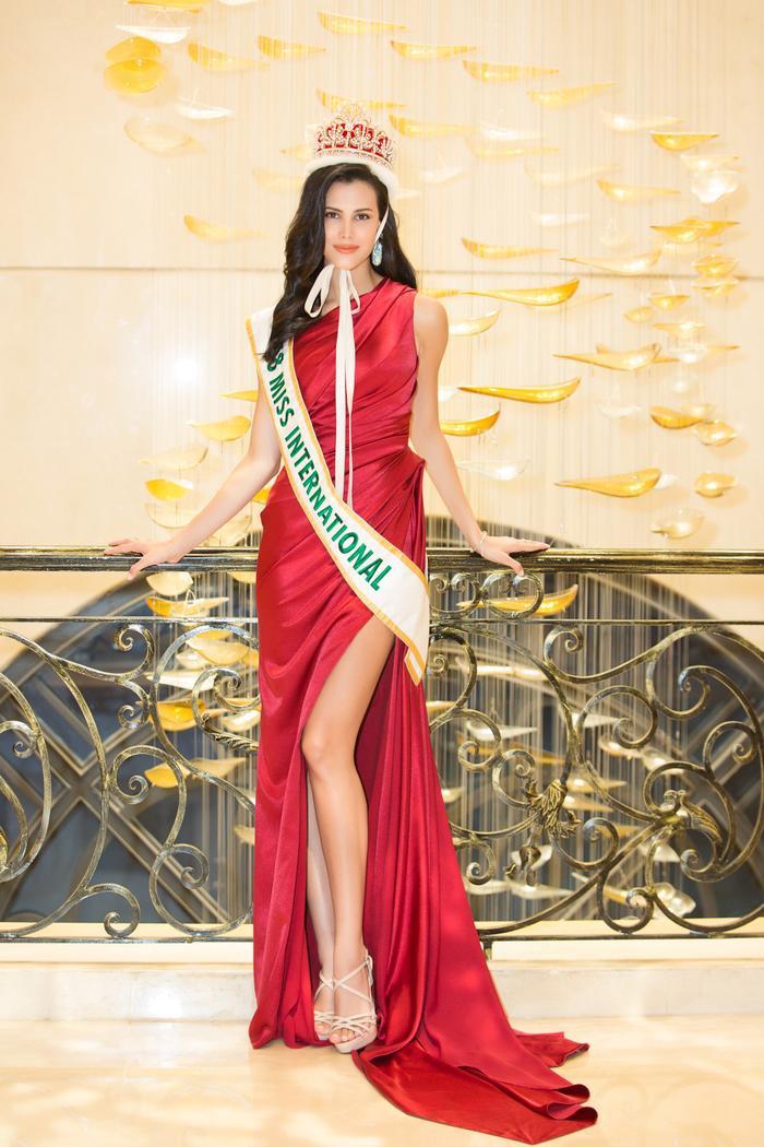 Việt Nam là một trong những điểm đến đáng nhớ trong nhiệm kỳ bận rộn của Mariem Velazco.