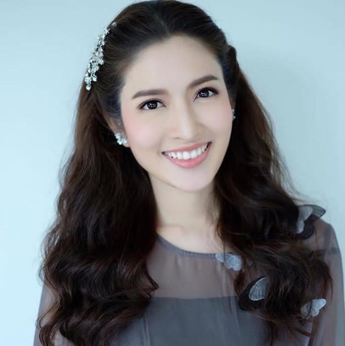 Trở lại màn ảnh sau nhiều năm vắng bóng, nữ diễn viên xinh đẹp Aff Taksaorn sẽ hợp tác cùng đài ONE 31 cho phim truyền hình mới ảnh 0