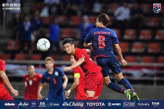 Báo chí Thái Lan hài lòng trước lối chơi của đội nhà.