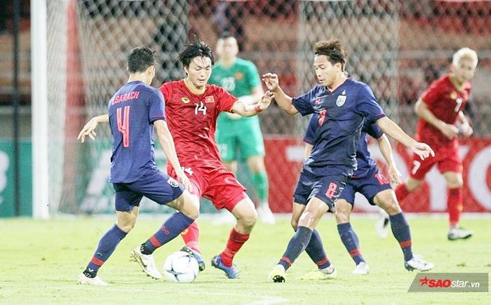 Tuấn Anh sẽ đá chính trước Malaysia?