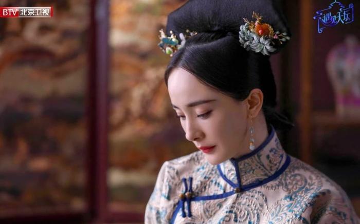 Hóa thân thành phi tần nhà Thanh, Dương Mịch làm khán giả nhớ đến nàng Tình Xuyên trong Cung tỏa tâm ngọc năm nào ảnh 2