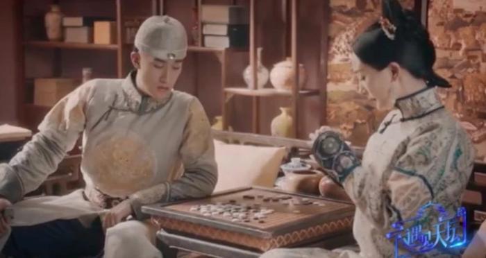 Hóa thân thành phi tần nhà Thanh, Dương Mịch làm khán giả nhớ đến nàng Tình Xuyên trong Cung tỏa tâm ngọc năm nào ảnh 1