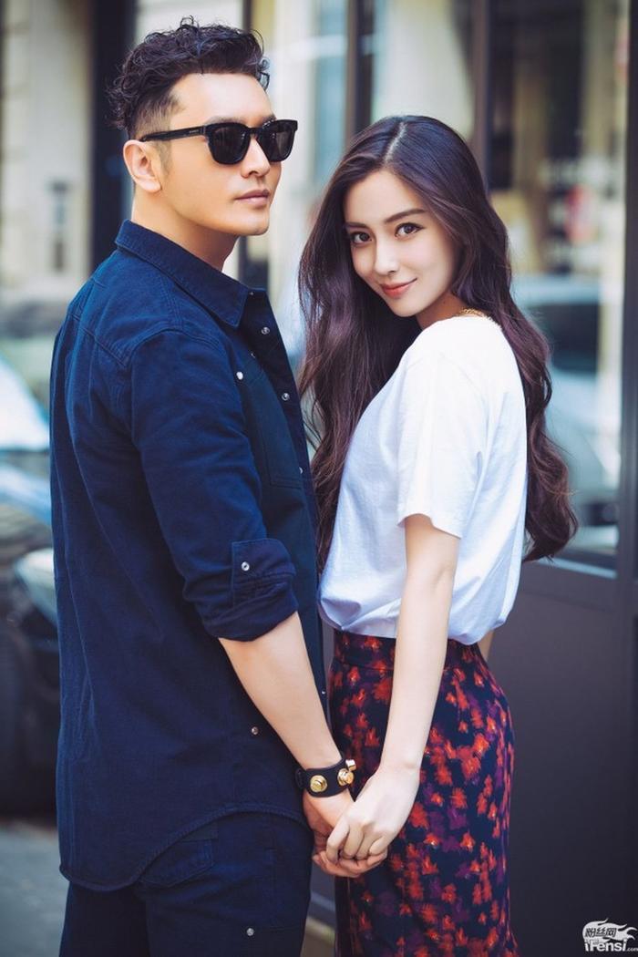 Nói về quan điểm dạy con, Huỳnh Hiểu Minh khéo léo đánh bay tin đồn ly hôn với Angelababy ảnh 2