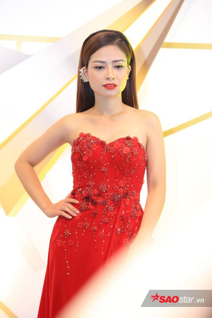 Nữ ca sĩ Dương Hoàng Yến.