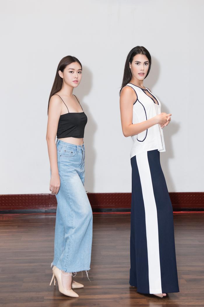 Trực tiếp dạy catwalk, Hoa hậu Quốc tế tặng Tường San bí quyết đăng quang Miss International 2019 ảnh 4