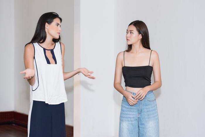 Trực tiếp dạy catwalk, Hoa hậu Quốc tế tặng Tường San bí quyết đăng quang Miss International 2019 ảnh 1
