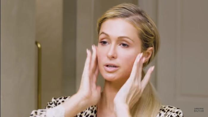 Tất tần tật các bước skincare ban đêm để trẻ mãi không già của 'nữ hoàng tiệc tùng' Paris Hilton ảnh 6