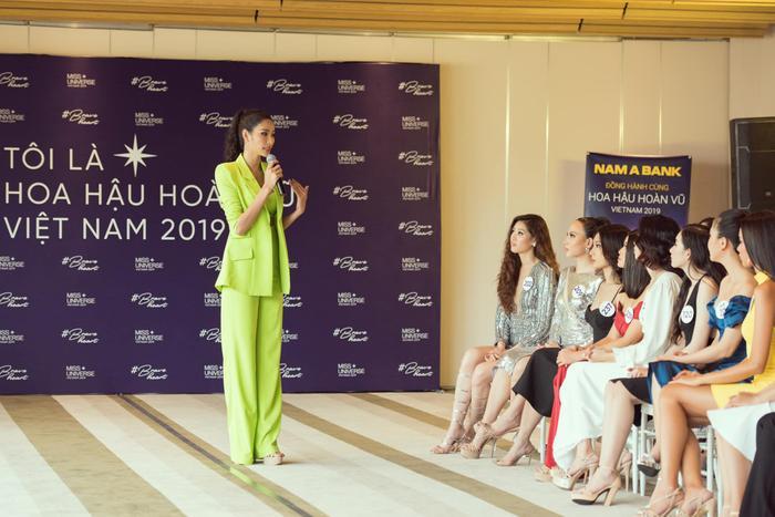 Bị đồn nâng cấp vòng 1, Hoàng Thùy hạ quyết tâm: Tôi sẽ mang vương miện Miss Universe về Việt Nam ảnh 4