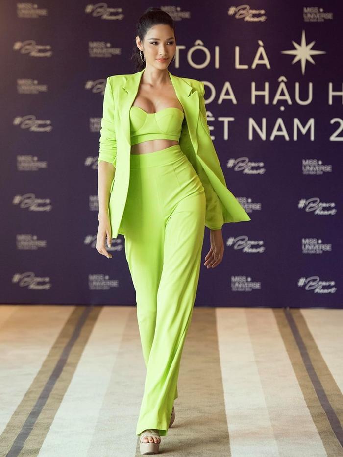 Bị đồn nâng cấp vòng 1, Hoàng Thùy hạ quyết tâm: Tôi sẽ mang vương miện Miss Universe về Việt Nam ảnh 5