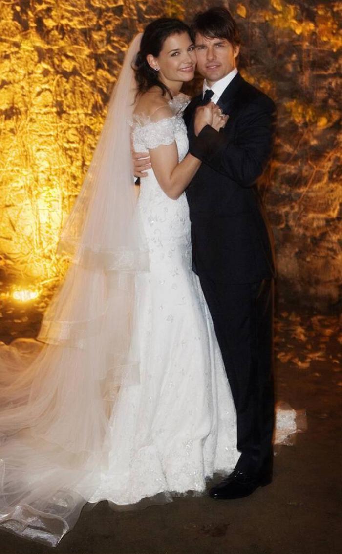 Đám cưới cổ tích này có chi phí lên đến 2 triệu USD khiến ai nấy cũng ngưỡng mộ. Tuy nhiên, họ đã chia tay nhau sau 10 năm chung sống.