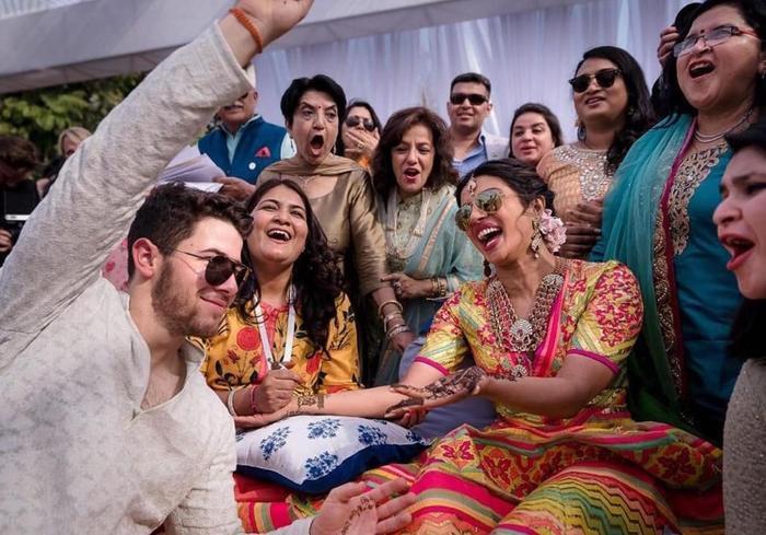Đám cưới xa hoa của cặp đôi Nick và Priyanka kéo dài tận 7 ngày.