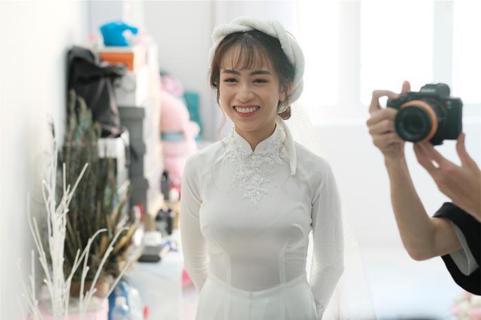Ái nữ nhà đại gia Minh Nhựa rưng rưng nước mắt khi lên xe hoa về nhà chồng ảnh 8