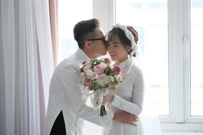 Ái nữ nhà đại gia Minh Nhựa rưng rưng nước mắt khi lên xe hoa về nhà chồng ảnh 15