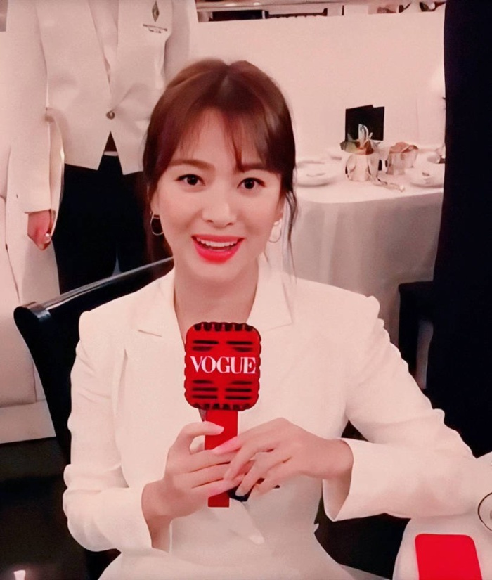 Loạt ảnh đẹp đến ná thở của Song Hye Kyo khi tham dự New York Fashion Week ảnh 6