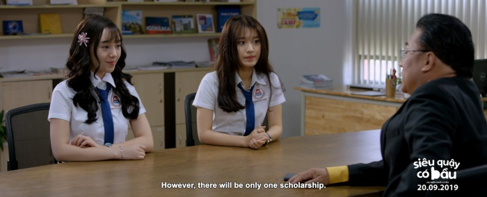 Phim Siêu quậy có bầu tung trailer: Tùng Maru muốn cưới Han Sara để chịu trách nhiệm cái thai? ảnh 6