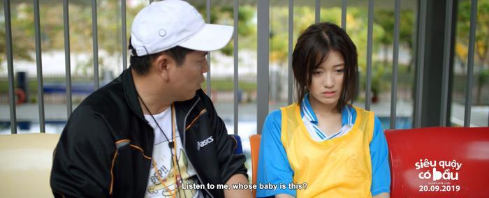 Phim Siêu quậy có bầu tung trailer: Tùng Maru muốn cưới Han Sara để chịu trách nhiệm cái thai? ảnh 5