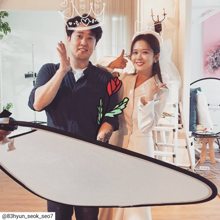 VIP: Trọn bộ ảnh cưới đẹp lung linh của cô dâu Jang Nara và anh chồng quốc dân Lee Sang Yoon ảnh 8