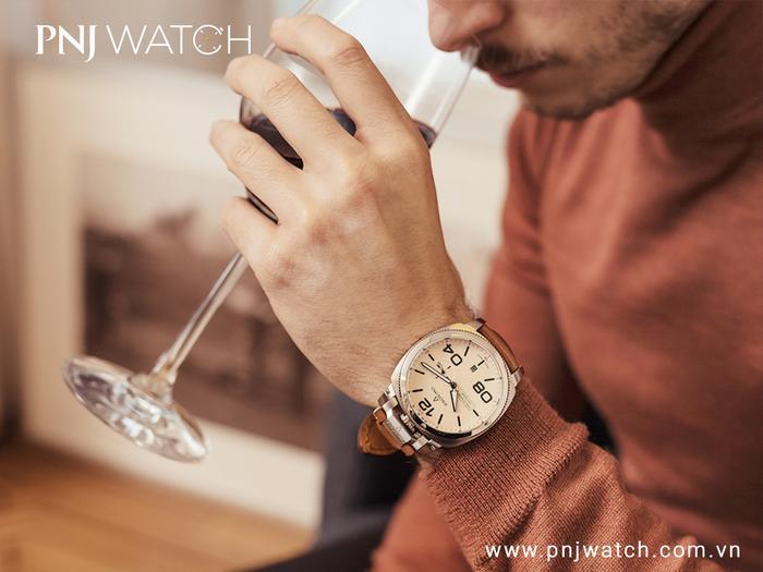 Chọn mặt gửi vàng thương hiệu đồng hồ Swiss Made phù hợp phong cách cá nhân ảnh 4