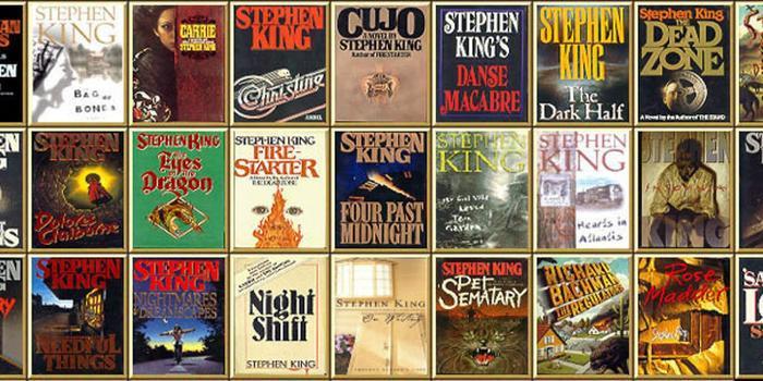Hàng tá tác phẩm của Stephen King sắp được chuyển thể thành phim