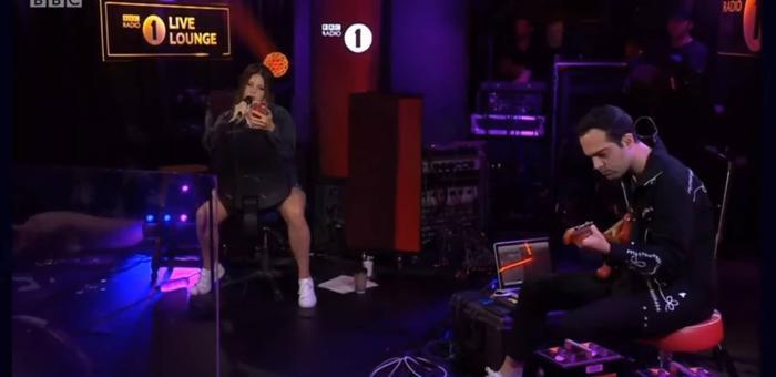 Mới đây, Lana Del Rey đã trở thành một trong những khách mời đặc biệt của chương trìnhBBC Live Lounge.