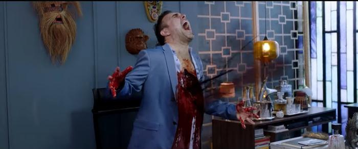 Phim kinh dị Trò đùa tử thần tung trailer đầy máu me tại căn biệt thự ma ám nổi tiếng nhất Mexico ảnh 2