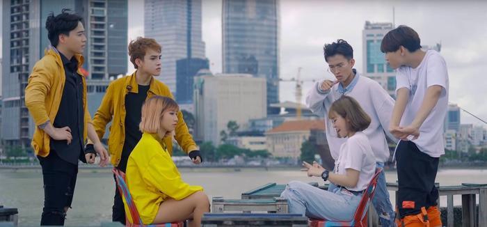 Đây là MV nhạc chế lại ca khúc Fantastic Baby (Big Bang) từ cô bạn thân của MisThy – Youtuber Di Di.
