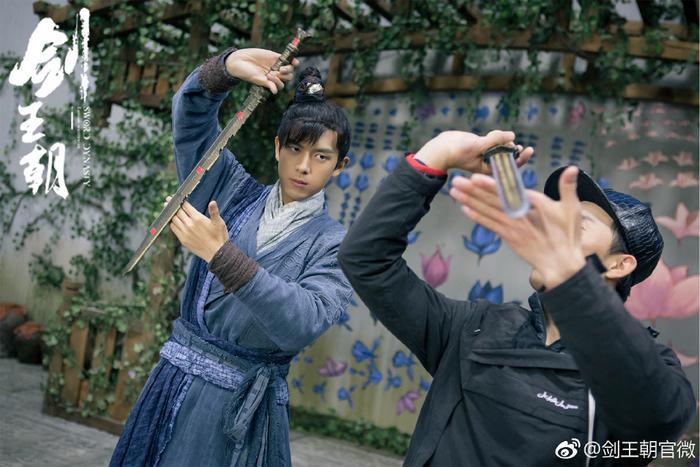 Kiếm vương triều của Lý Hiện, Lý Nhất Đồng sẽ lên sóng IQiyi vào tháng 11 ảnh 10
