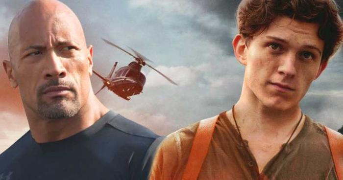 Tom Holland và The Rock muốn hợp tác trong phim mới: Liệu điều này có thể xảy ra trong Uncharted? ảnh 8