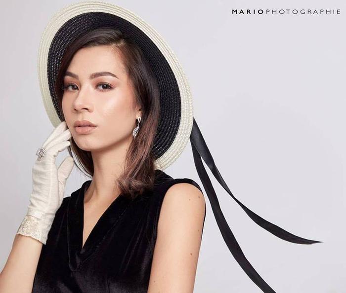 Jennifer Bachdim hiện là một trong số những người mẫu hot nhất ở Indonesia.