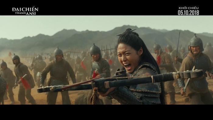 My Country: Tiết lộ tạo hình cổ trang của Seolhyun (AOA), Knet chỉ trích diễn xuất kém cỏi ảnh 4