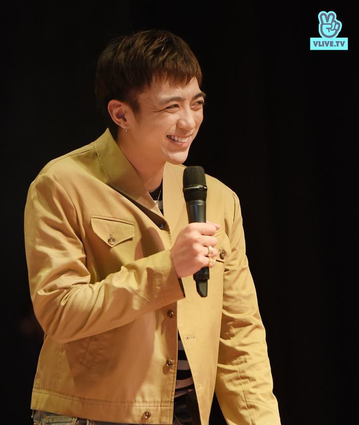 Buổi fan meeting cũng được tổ chức vào đúng dịp sinh nhật của Soobin Hoàng Sơn.