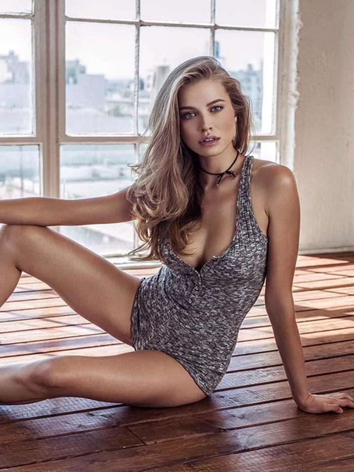 Cách đây không lâu, cô nàng từng tuyên bố sẵn sàng lên giường với tiền đạo Cristiano Ronaldo.