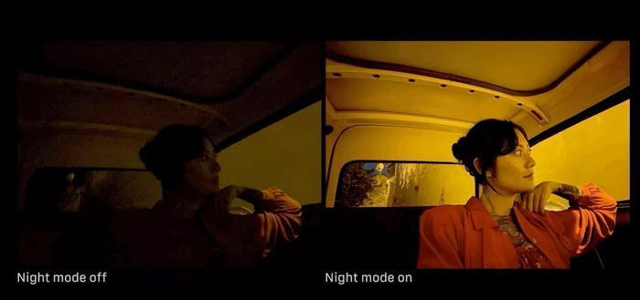 iPhone 11 cũng được tích hợp chế độ chụp đêm Night Mode. (Ảnh: The Verge)