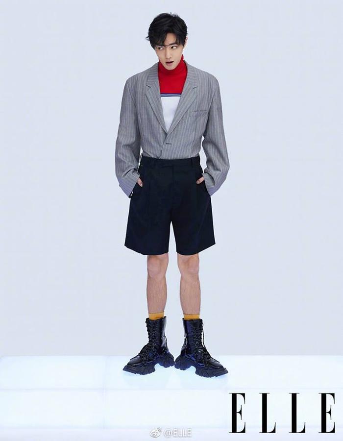 23 điều siêu đáng yêu chưa kể cùng ai của Tiêu Chiến (1): Thích ở nhà, cực giống bố và hay mua quần áo trên Taobao ảnh 7
