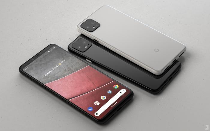 """Theo một số nguồn tin, smartphone Pixel thế hệ 4 của Google sẽ trang bị camera """"siêu to khổng lồ""""tương tự iPhone 11 vừa ra mắt."""