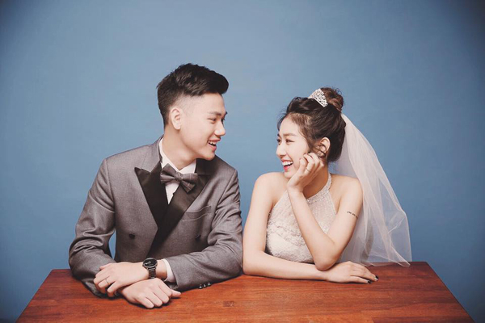 Năm 2015, cặp đôi này đã quyết định kết hôn sau 5 năm yêu nhau. Kể từ khi lập gia đình, Trang Lou trở thành hotmom đình đám mạng xã hội với hàng trăm nghìn người theo dõi trên Facebook và hơn 1 triệu người theo dõi trên Instagram.