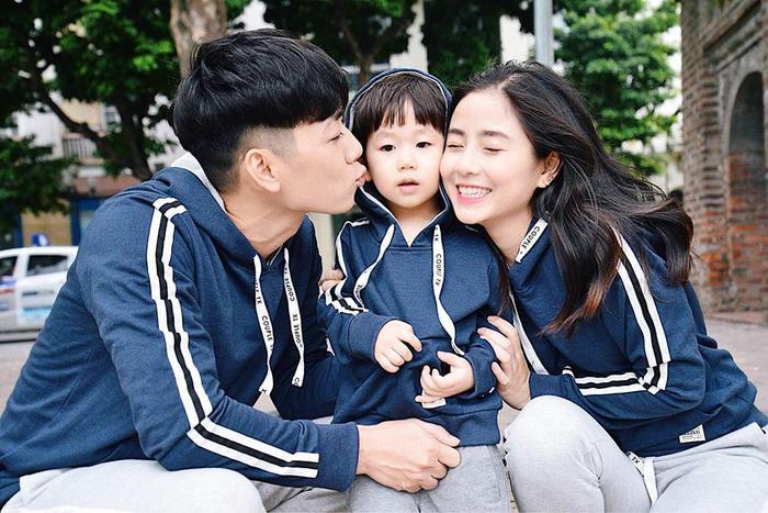 Gia đình bé Đậu hiện đang là cái tên hot nhất hiện nay