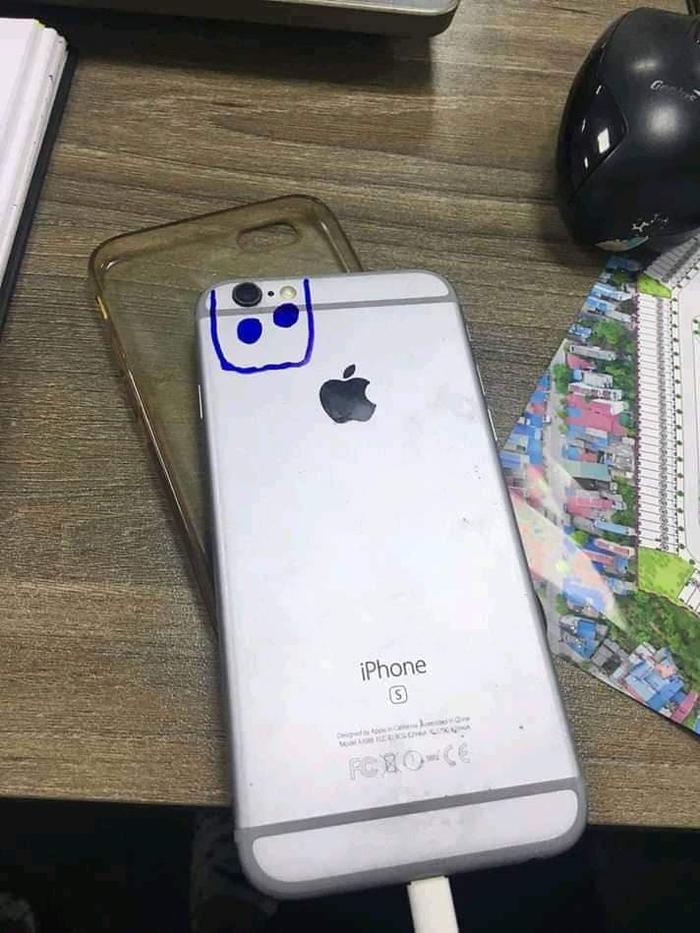 """Lại một phiên bản Iphone """"made in Việt Nam"""""""