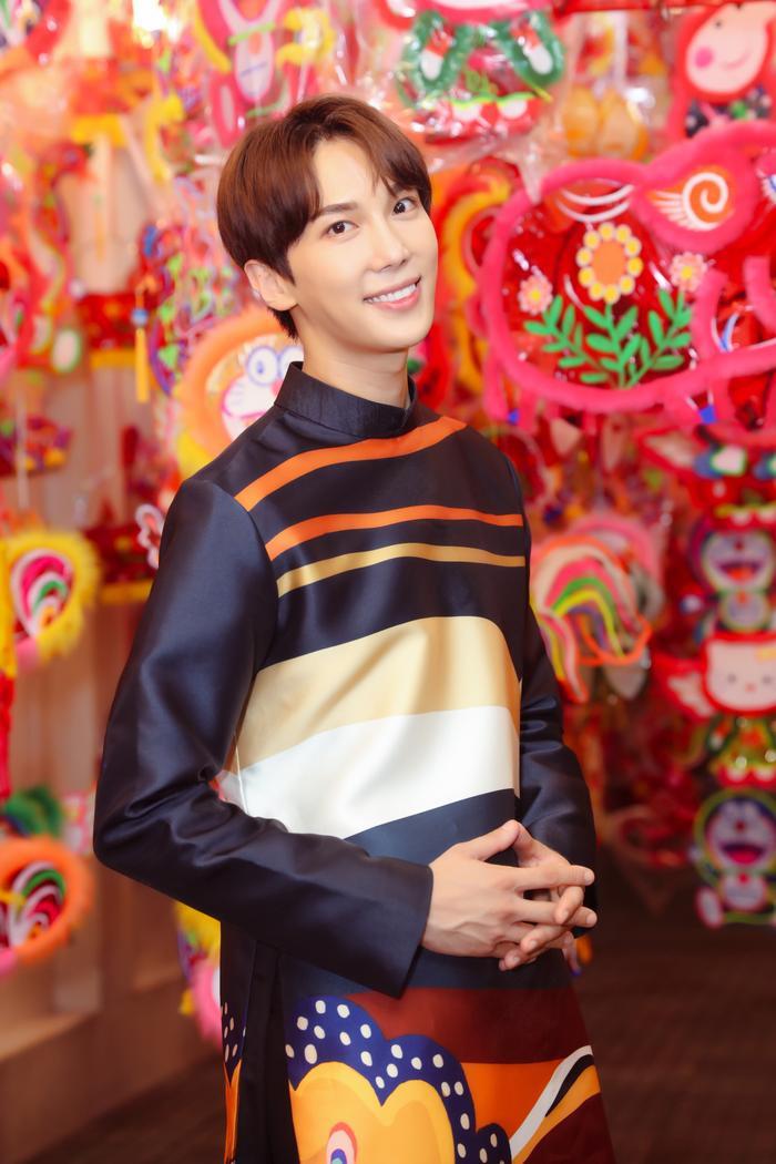 Park Jung Min cho biết anh rất háo hức khi được trải nghiệm Trung thu theo cách của người Việt.