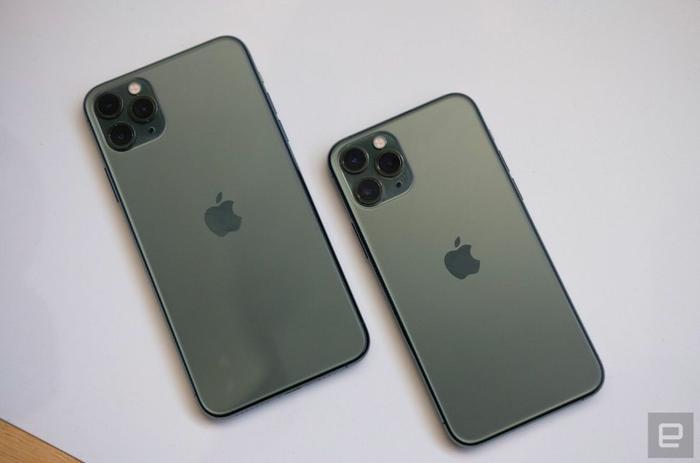 Điểm nhấn chính trên iPhone mới là camera, tuy nhiên thời lượng pin cũng là một nâng cấp đáng giá. (Ảnh: Engadget)