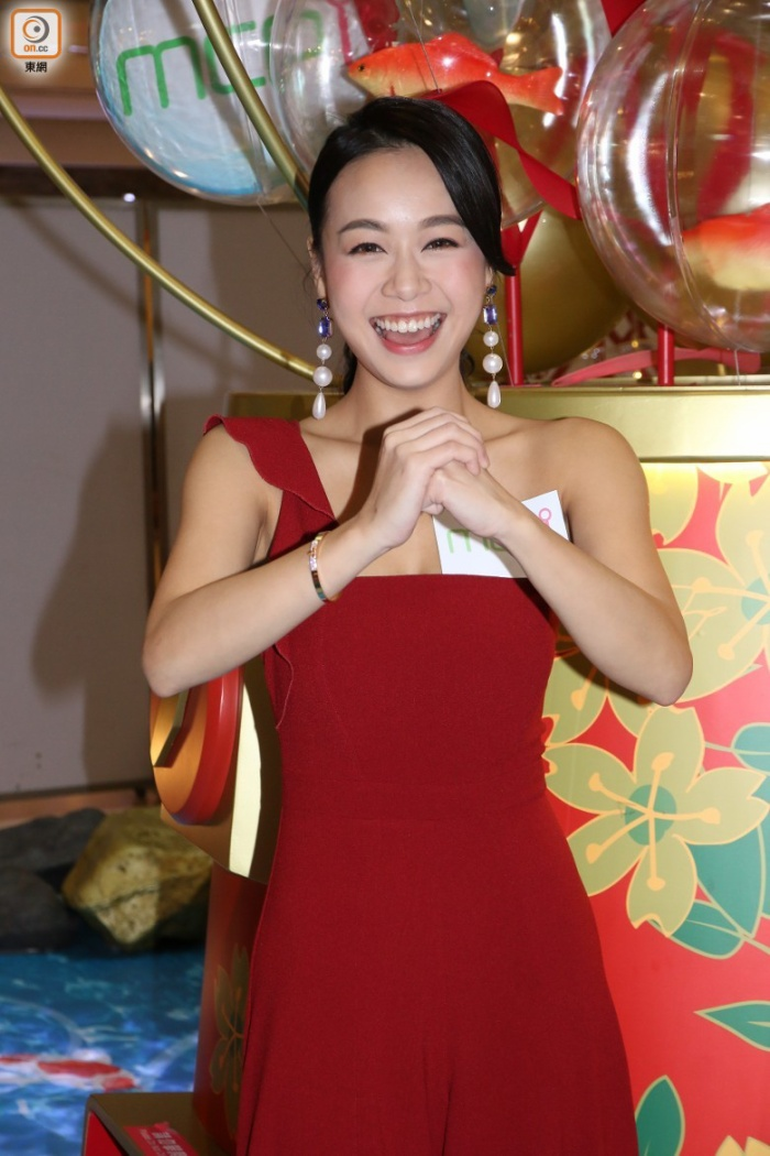 Huỳnh Tâm Dĩnh đang gặp may, TVB ân điển cho phim Ngưu hạ nữ cao âm thành phim khánh đài ảnh 7