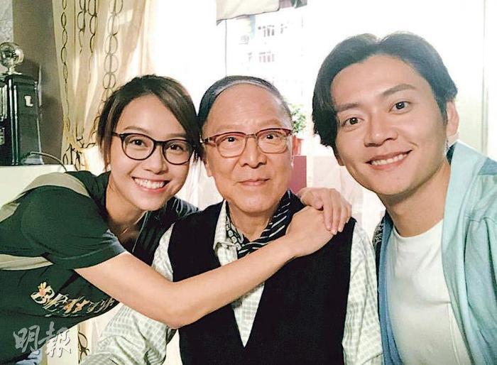 Huỳnh Tâm Dĩnh đang gặp may, TVB ân điển cho phim Ngưu hạ nữ cao âm thành phim khánh đài ảnh 6