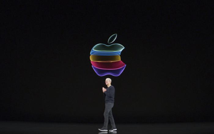 CEO Apple, Tim Cook, tại sự kiện ra mắt iPhone 11 diễn ra vào ngày 10/9 vừa qua. (Ảnh: VentureBeat)