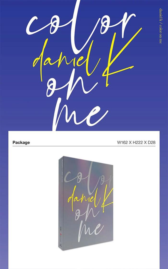 Vượt lùm xùm gian lận doanh thu, Kang Daniel xuất sắc đạt chứng nhận bạch kim kép cho album solo 'Color On Me'