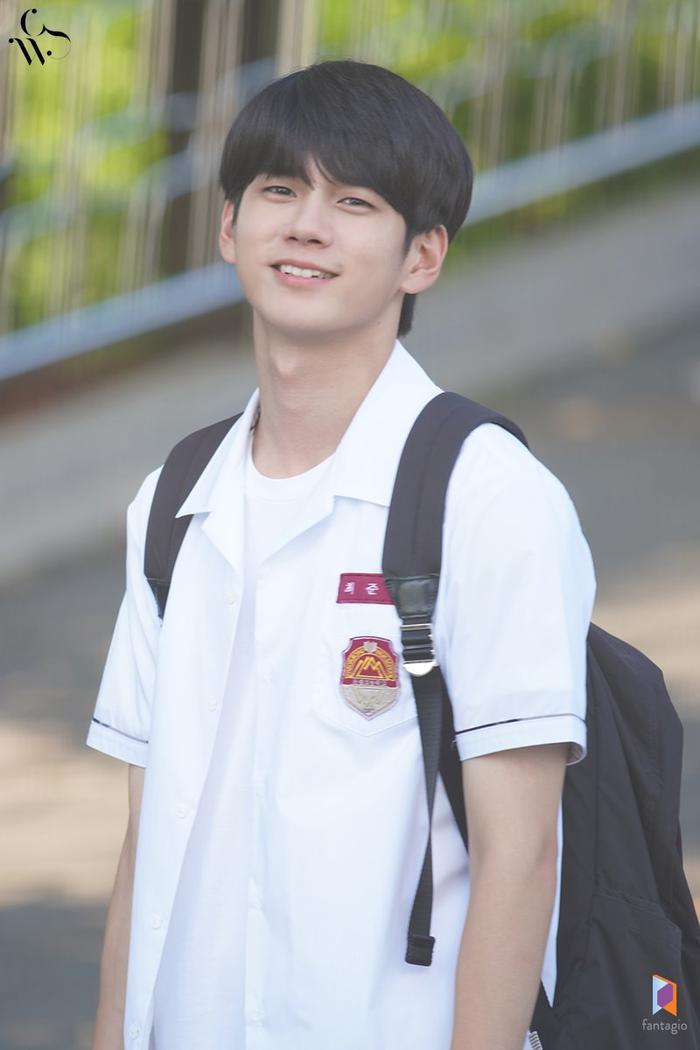 Ong Seong Woo.