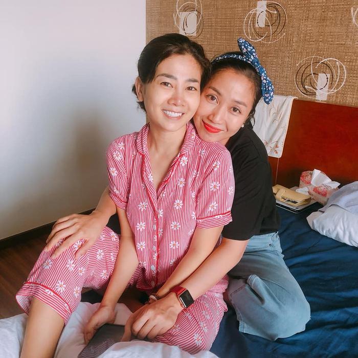 Cuộc sống đầy thăng trầm vất vả của Mai Phương: Vĩnh biệt cô gái luôn có nụ cười rạng rỡ kể cả khi bạo bệnh ảnh 2