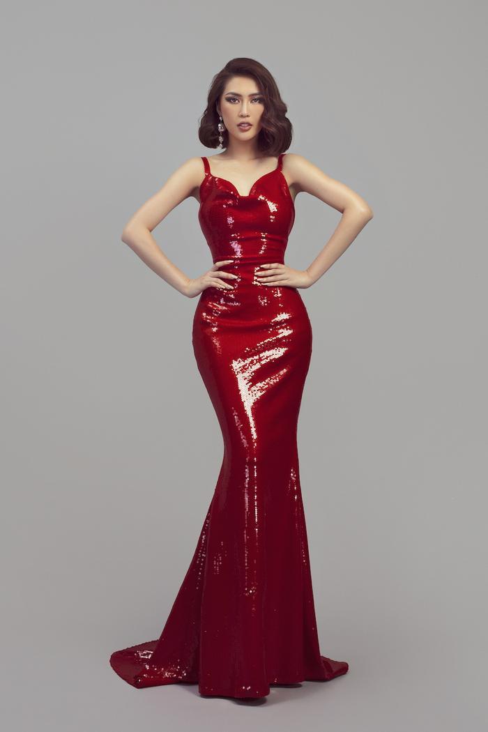 Hoa hậu sắc đẹp Châu Á Tường Linh chính thức đăng ký thi Hoa hậu Hoàn Vũ Việt Nam 2019 ảnh 0